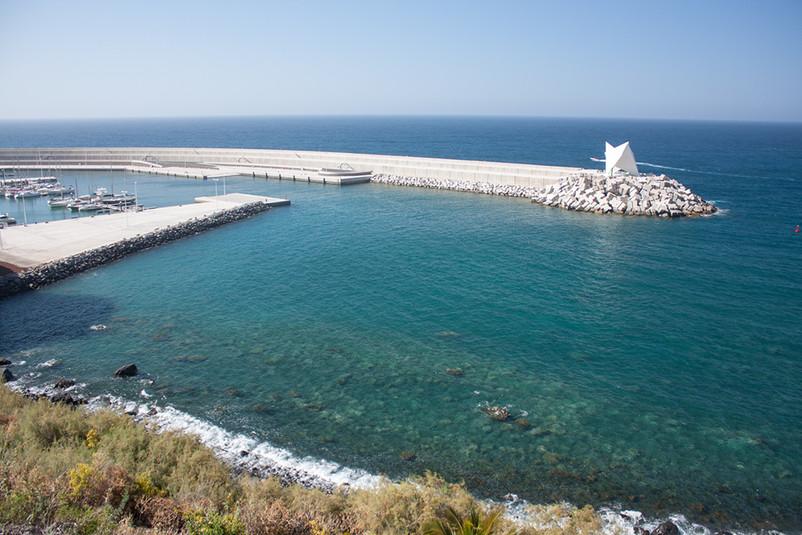Hafen von Garachico