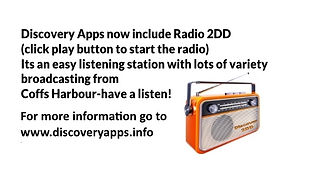 2DD Radio Info