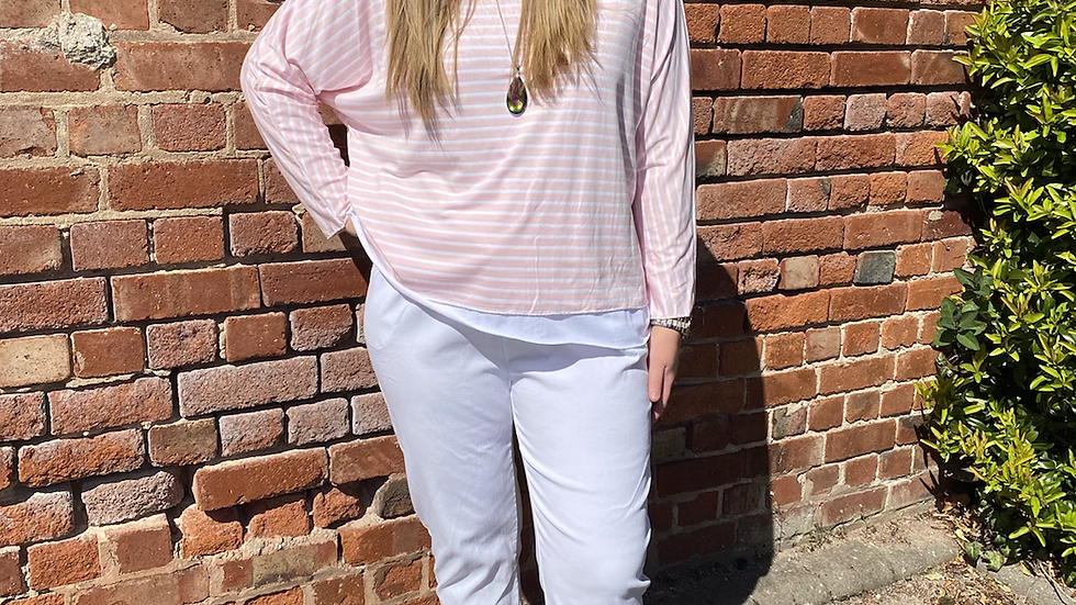 Light weight Striped Top