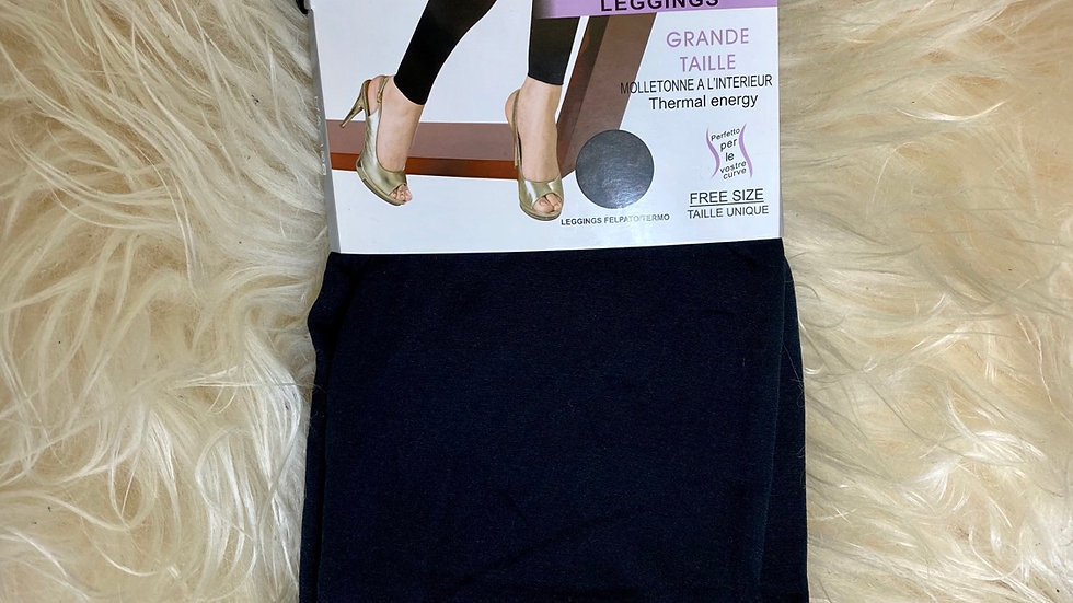 Thermal Fashion Leggings
