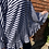Thumbnail: Striped Frill Hoodie