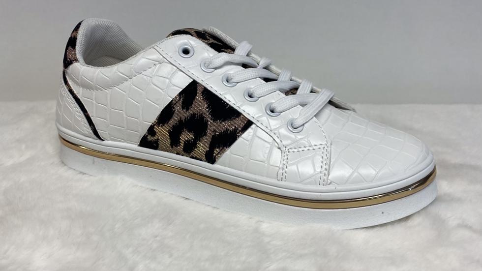 Leopard Print Trainer