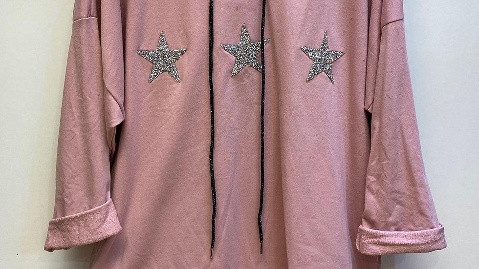 Hooded Three Star Lockdown Leisure Suit