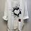 Thumbnail: Graffiti Heart Sweatshirt