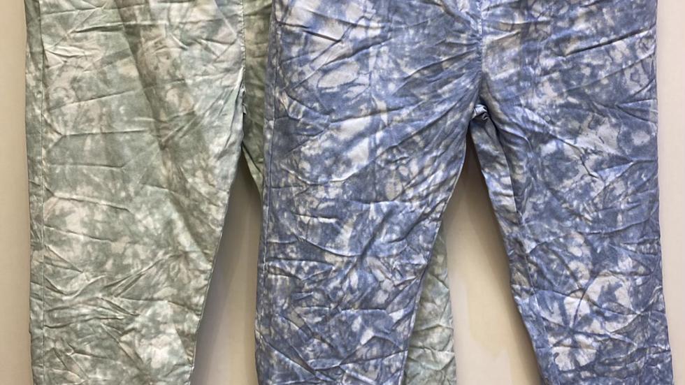 Tie Dye Magic Stretch Pants