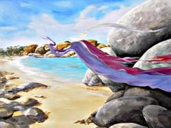 RIBBON on the BEACH