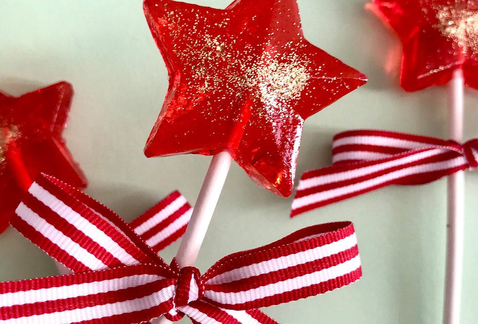 CHRISTMAS STAR (6 PIECES)