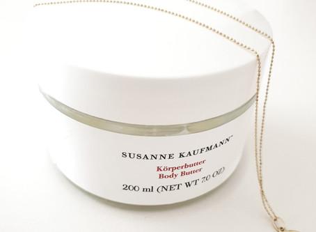 Il Burro Corpo Susanne Kauffman, Protagonista Nella Stagione Fredda