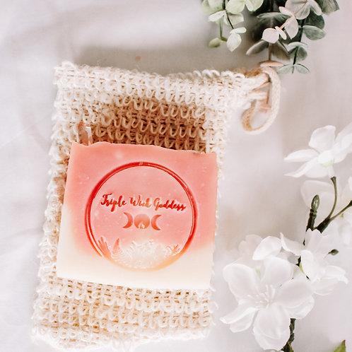 Raised Vibes Berry Soap
