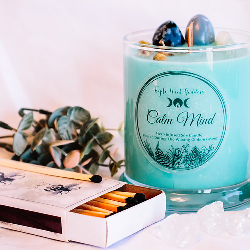 Calm Mind Candle