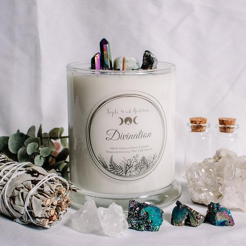 Divination Candle