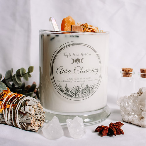 Aura Cleansing Candle