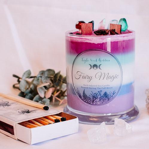 Fairy Magic Candle