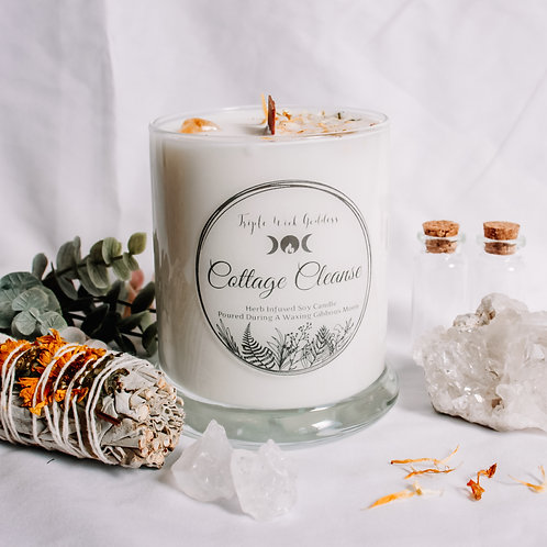 Cottage Cleansing Candle