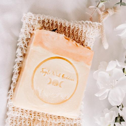 Aura Cleansing Honey Soap