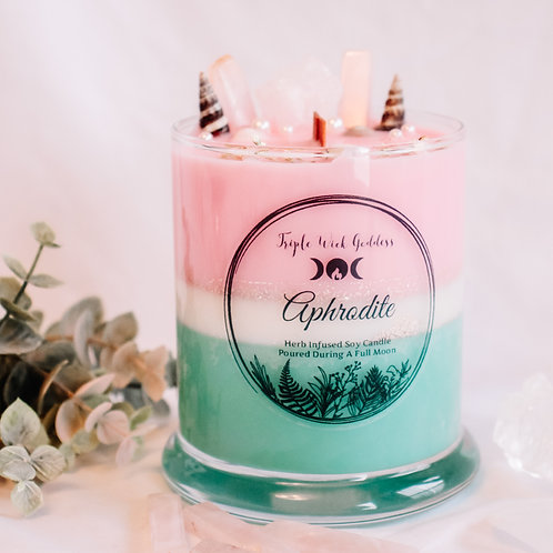 Aphrodite Limited Edition Candle