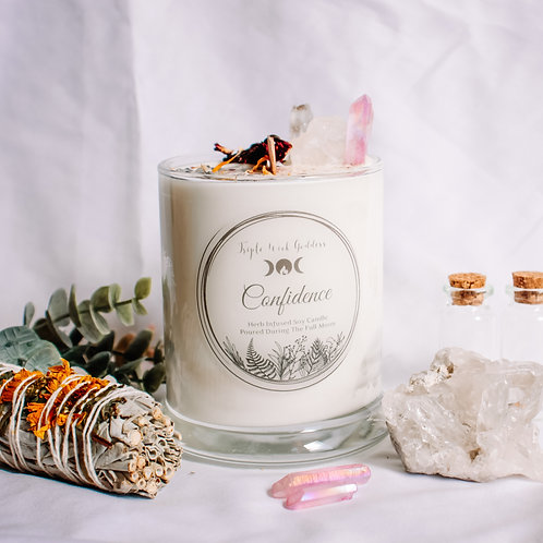Confidence Candle