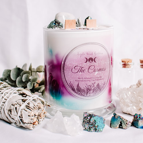 The Cosmos Candle