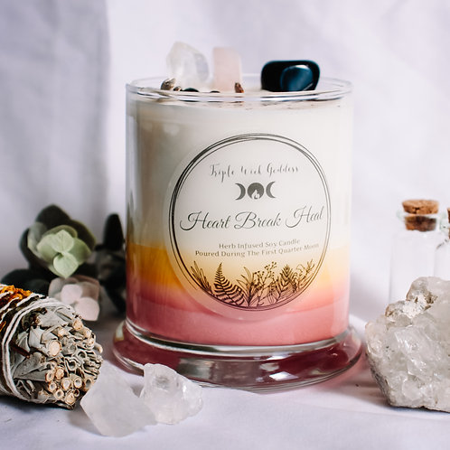Heartbreak Heal Candle