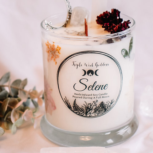 Selene Limited Edition Candle