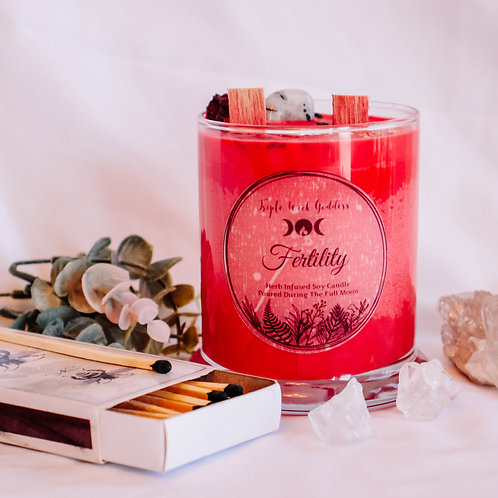 Fertility Spell Candle