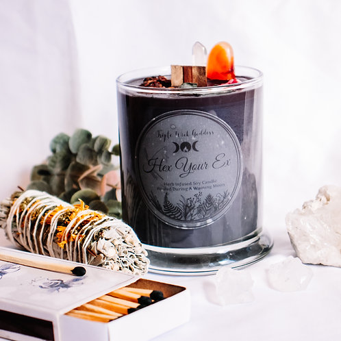 Hex Your Ex Candle