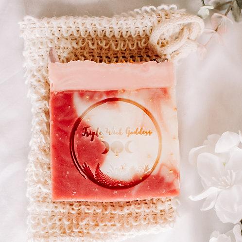 Enchantress Black Raspberry Soap