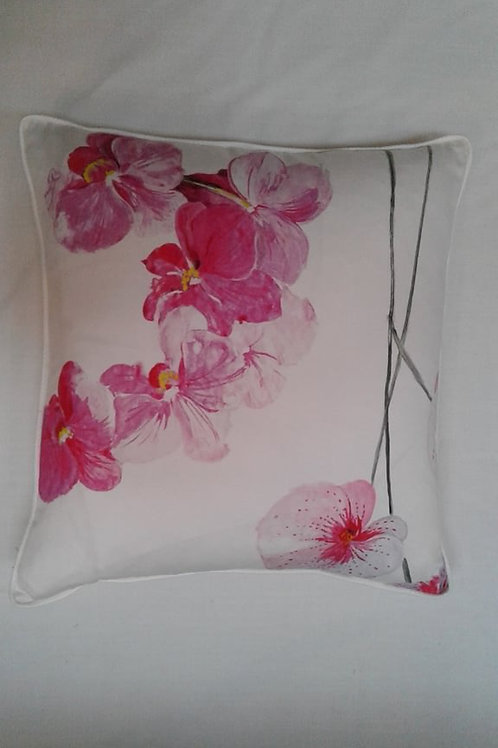 Designers Guild Orchids cushion