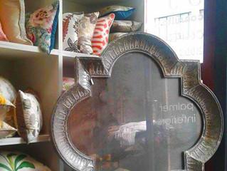 Ornate Antique Mirror