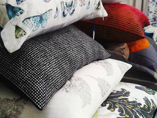 New cushions in store