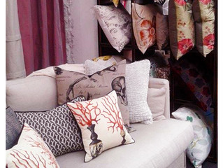 New cushions in store this week