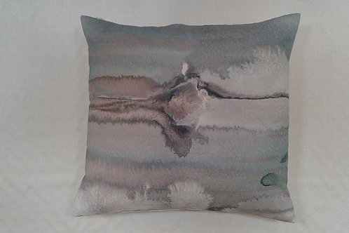 Glacial Radiance cushion