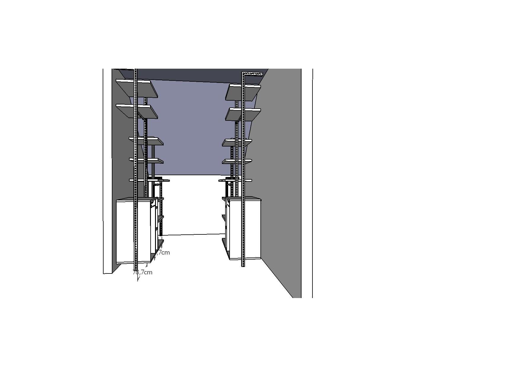 vestidor Cano 3