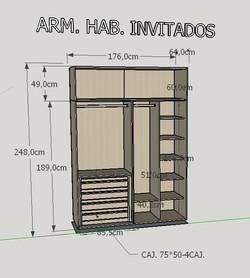 Captura 4.1 HAB. INVITADOS