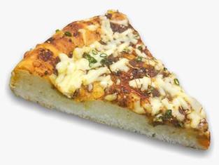 パン屋さんのプルコギピザ