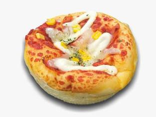 ふんわりピザパン