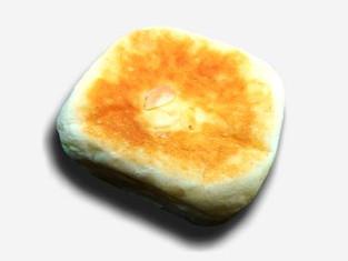 アップルカスタードクリームパン