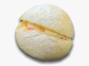 フルーツカスタードクリームパン
