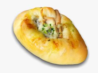 とりマヨごぼうパン