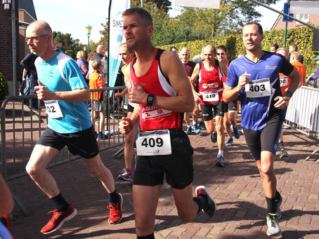Graancirkelloop Oploo 28 september 2019