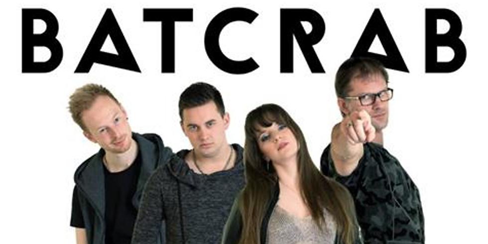 Pop/rockband BATCRAB