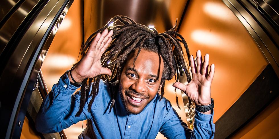 Cabaretvoorstelling Marlon Kicken - In de Lift