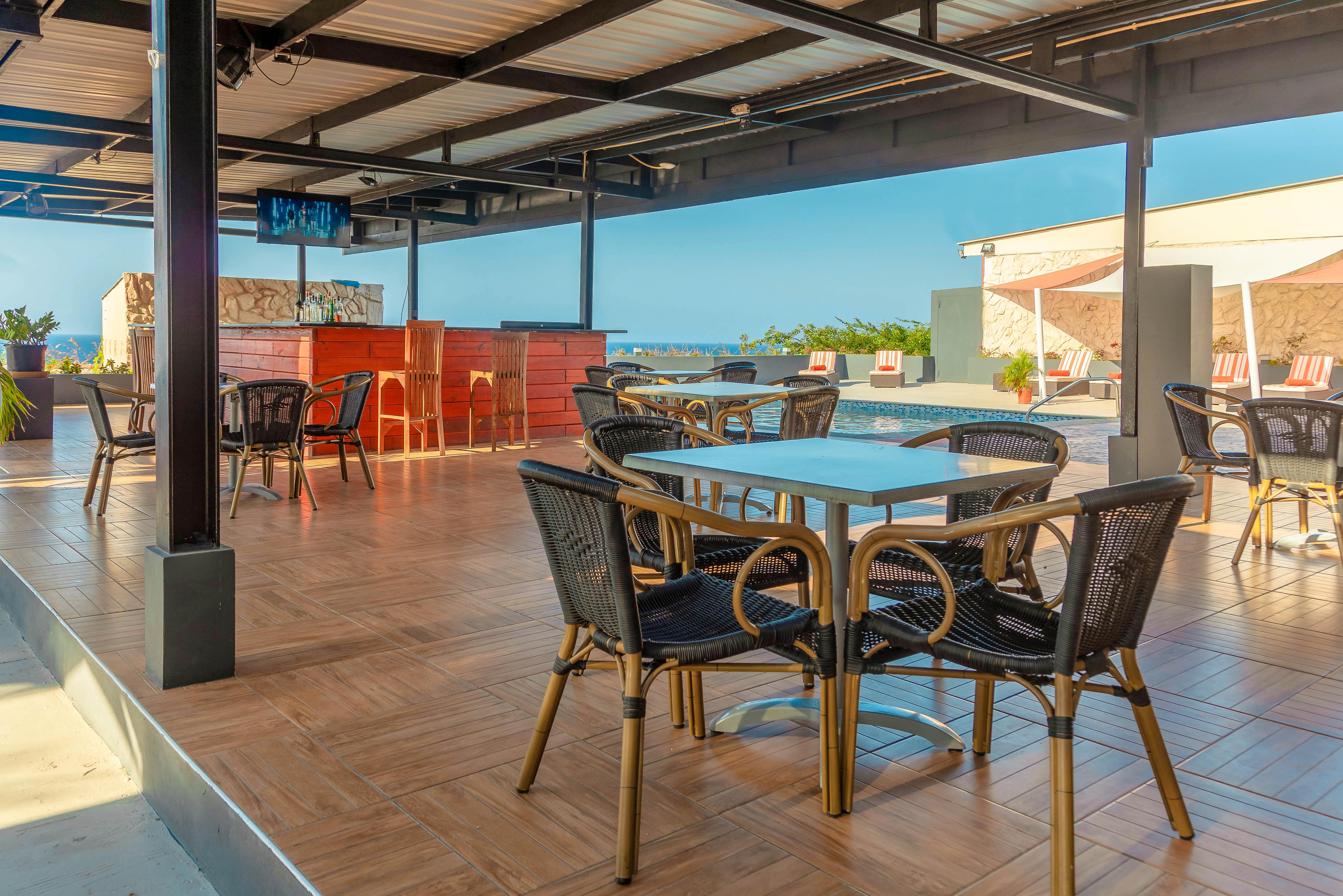 Curacao Airport Hotel Restaurant Del