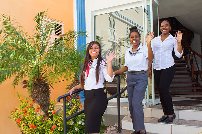 Curacao Suites Hotel Your city hotel welcome