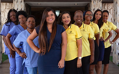 Curacao Airport Hotel Staff