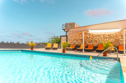 Curacao Airport Hotel Pool