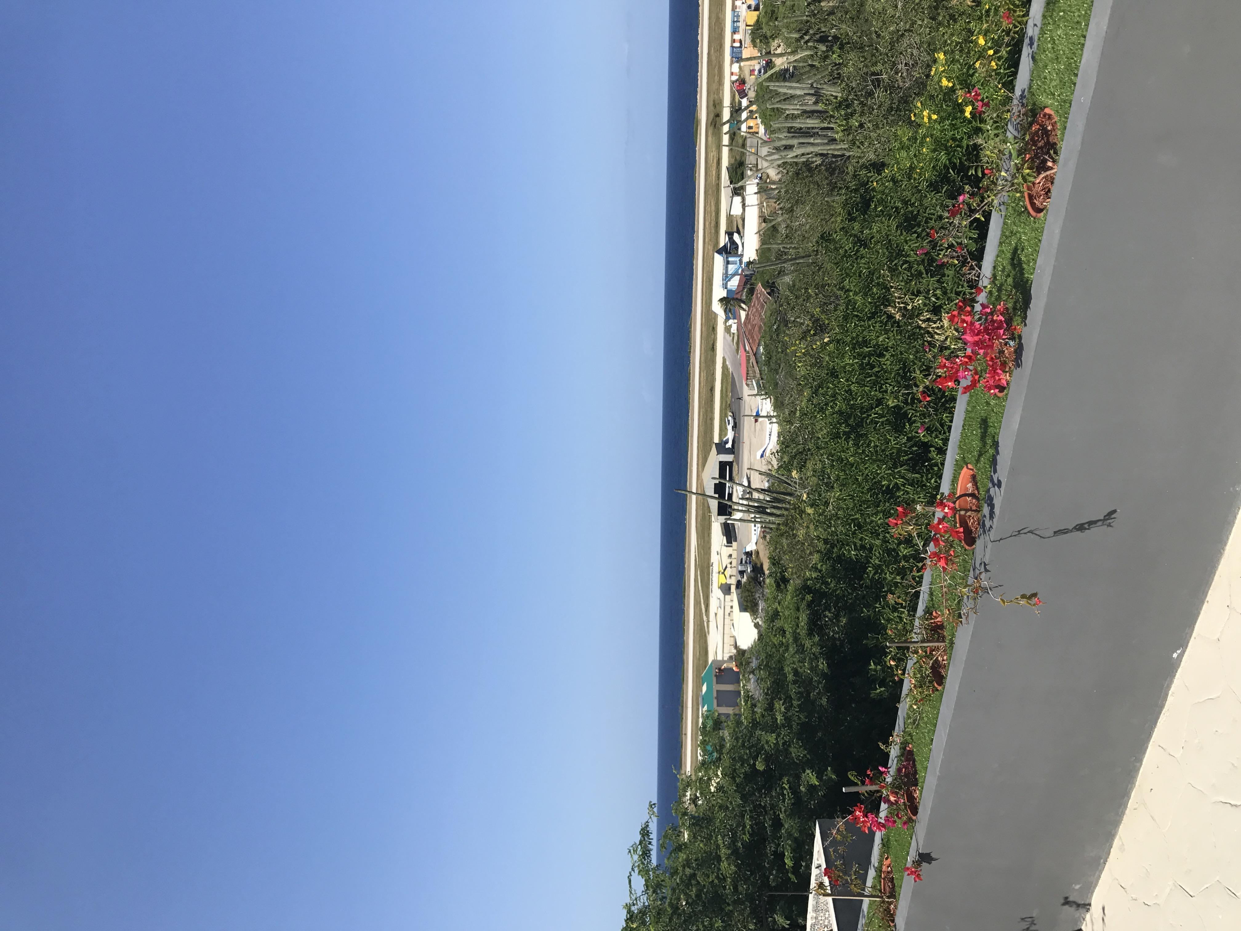 View of Landing Strip