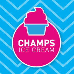 Champs best good ice cream curacao