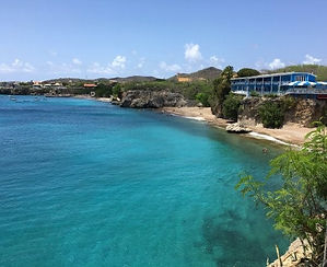 Playa Forti beach curacao