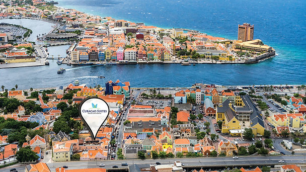 Location Curacao Suites Hotel Willemstad Otrobanda Punda